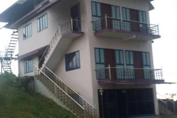 Home stay at heart of Vagamon city