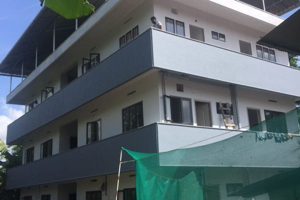 Newly constructed 3 storey Appartment at Thodupuzha Town
