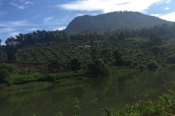 9 acre property at Anakkayam, Idukki, Kerala