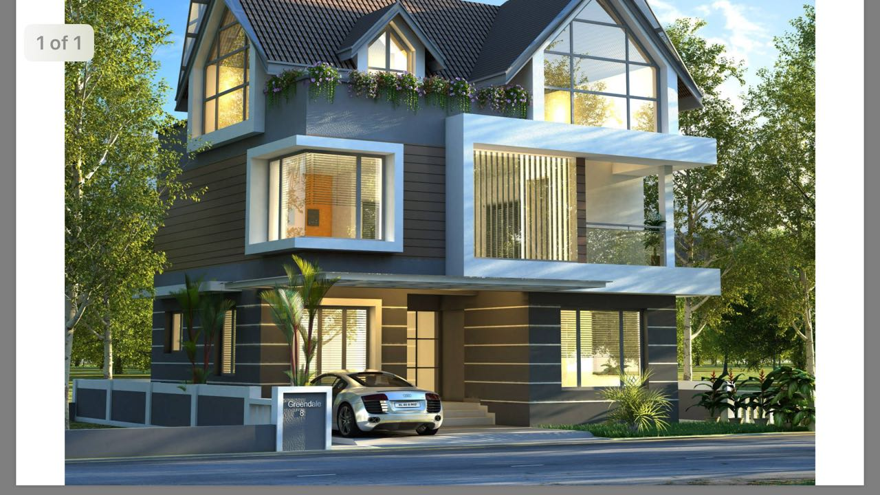 Luxury Villa project at Kakanad, Kochi
